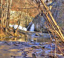 Kilgore Falls Maryland by tom fijalkovic