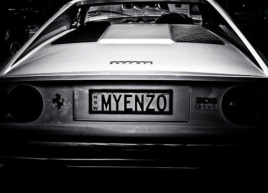 My Enzo by David Petranker
