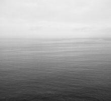 Minimalist Ocean #1 by Richard Mason