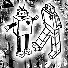Robot Love by Roseanne Jones