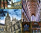 Collage Of Salisbury Cathedral by naturelover