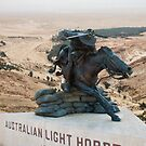 Australian Light Horse  by Philip Golan
