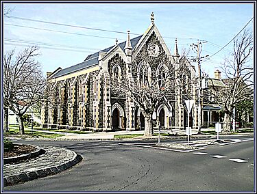 Methodist Church -  City of Williamstown by EdsMum