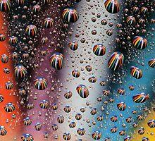 Drops by Hetty Mellink