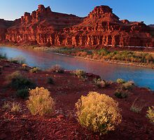Green River by Inge Johnsson