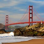 Baker Beach by Inge Johnsson