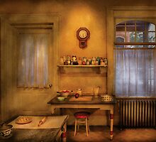 Baker - Granny's Kitchen by Mike  Savad
