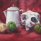 Southwestern Still Life in Oil by Lauren Laumbach