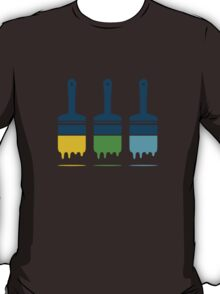 color brushes T-Shirt
