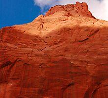 Kolob Canyon - Zion Canyon NP by Aaron Minnick