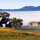 Kickerbell Woolshed by thorpey