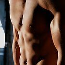 Defined abs  by Ryan Lester