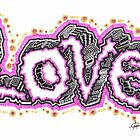 Graffiti Love 1 by Adrienne808