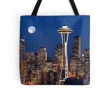 Sleepless in Seattle Tote Bag