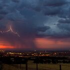 lightning over munno parra by Robert-Irvine