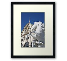 Palace & Art Framed Print