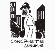 concrete jungle by ObbCase
