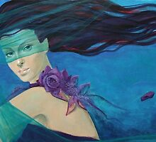 "Silky Silence...from ""Whispers"" series by dorina costras"