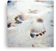 Leaving Your Mark © Vicki Ferrari Metal Print