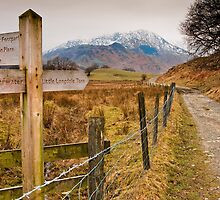 Which way to Little Langdale? by Shaun Whiteman