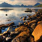 Loch Scavaig, Elgol, Isle of Skye, Scotland. by photosecosse /barbara jones