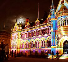 City Hall Bradford by Davi