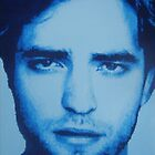 Robert Pattinson Pixel by Krypkee