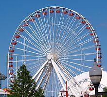 Ferris Wheel by Steve Hunter