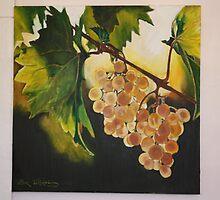 Beauty on Vineyard. by Boz Vakhshori
