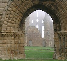 Tynemouth Priory by Moonlake