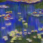 Water Lilies by ©Maria Medeiros
