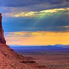 Navajo Lands by njordphoto