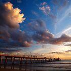 Intense Sky by rebecca brace