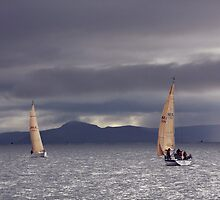 Sailing on the Firth of Clyde by andrewm