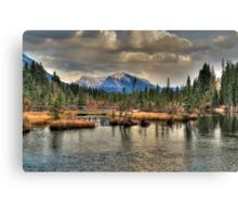 Rural vistas Canvas Print