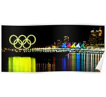 Vancouver Olympics 2010  Poster