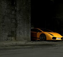 LAMBORGHINI GALLARDO SUPERLEGGERA by iShootcars