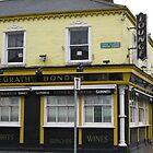 Patrick McGraths Pub Drumcondra, Dublin by heartyart