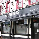 Quinns Bar, Drumcondra, Dublin, Ireland by heartyart