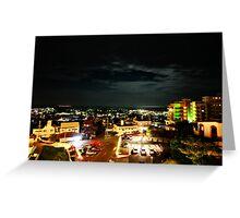 Okinawa Japan Cityscape Greeting Card