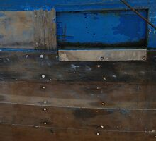 Blue Paint by Rick Dunstan