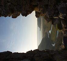 A view from the castle window, three cliffs by chapperskate