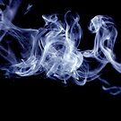 Smoke Trails I by Sarah Moore
