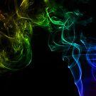 Smoke Trails II by Sarah Moore