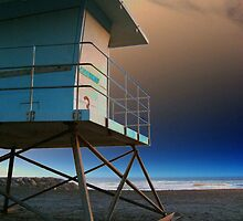 Life Guard Tower by mAriO vAllejO