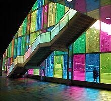 The Palais des congrès de Montréal by AJ Belongia