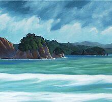 Coastal Magic by Lorna Allan