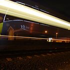 v-line train  by divestar