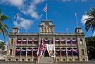 `Iolani Palace by Alex Preiss