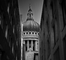 St. Paul's Gap BW by Andy Freer